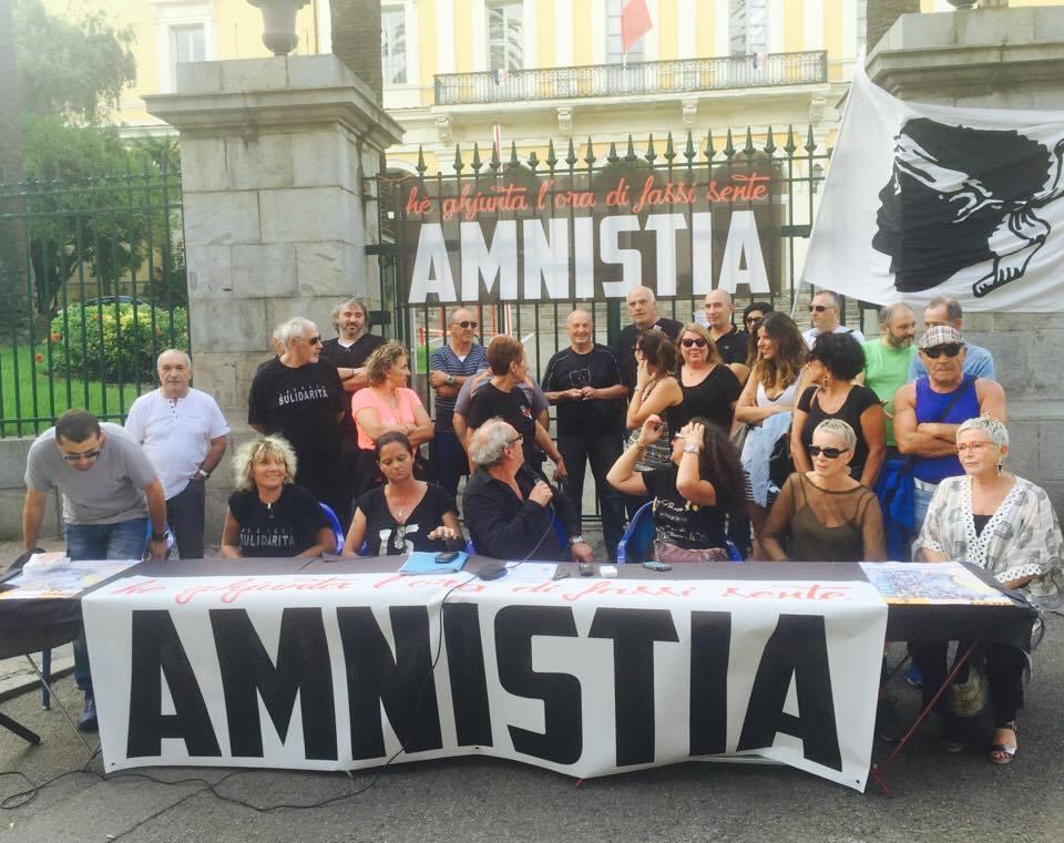 """""""Amnistia"""" : Sulidarità appelle tous les Corses à descendre dans la rue le 24 septembre à Ajaccio"""