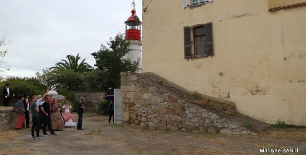 La citadelle d'Ajaccio parmi les monuments du patrimoine ajaccien les plus visités