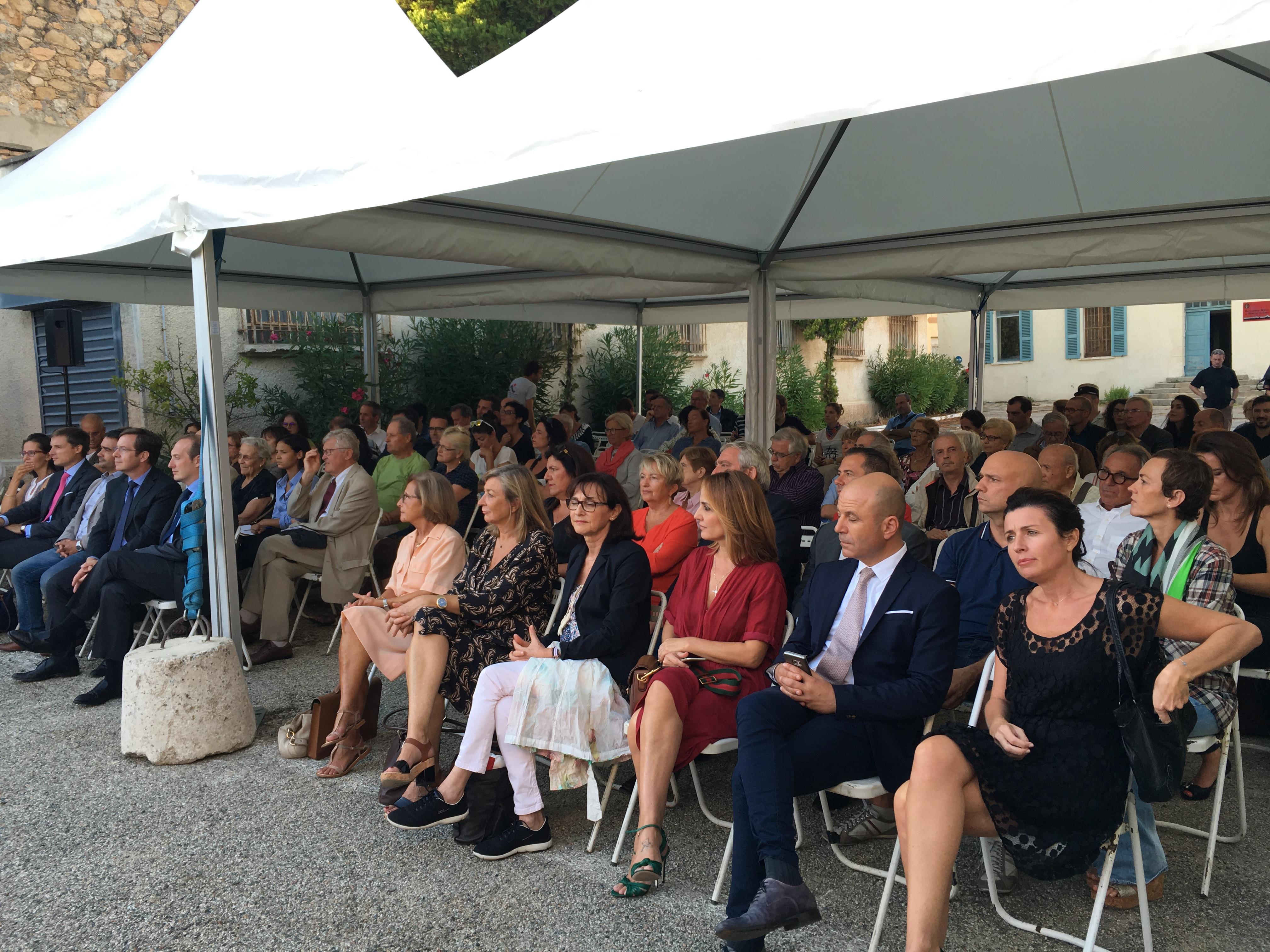 Laurent Marcangeli: «La Citadelle d'Ajaccio doit redevenir un lieu de vie»