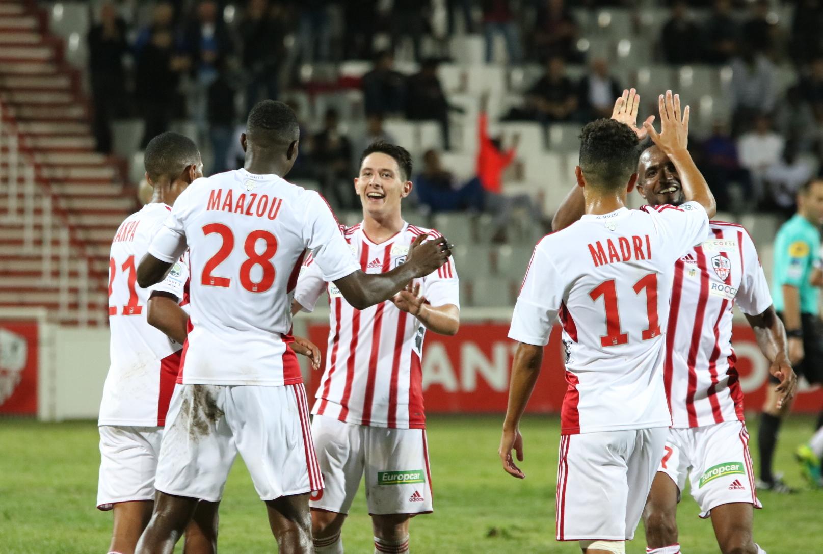 Vainqueur de l'AJ Auxerre l'ACA se remet en selle