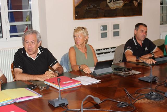 La session du conseil municipal de Calvi s'achève à… huis clos