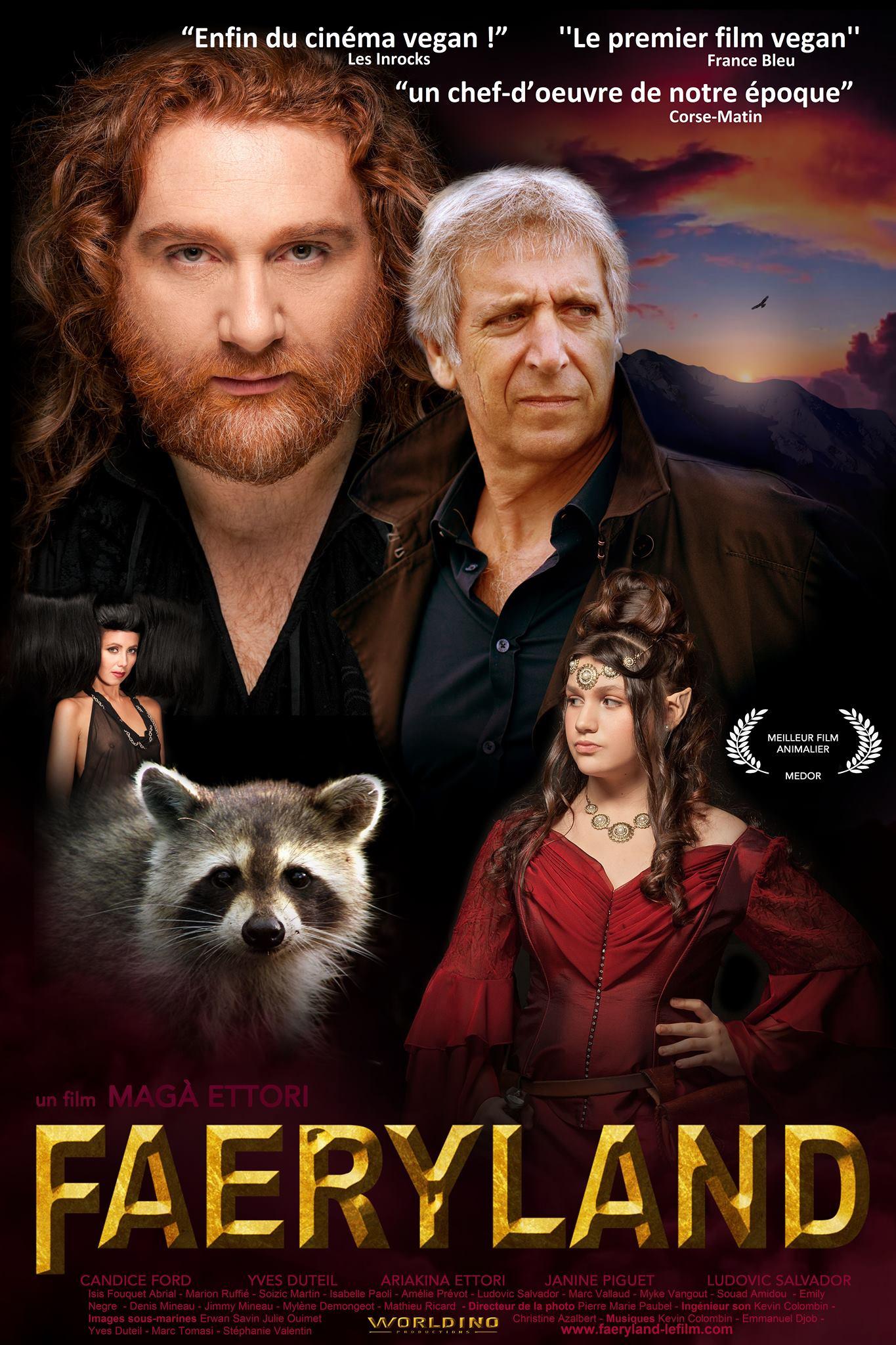 """""""Faeryland"""" : Sortie et programmation en Corse du film de Magà Ettori"""