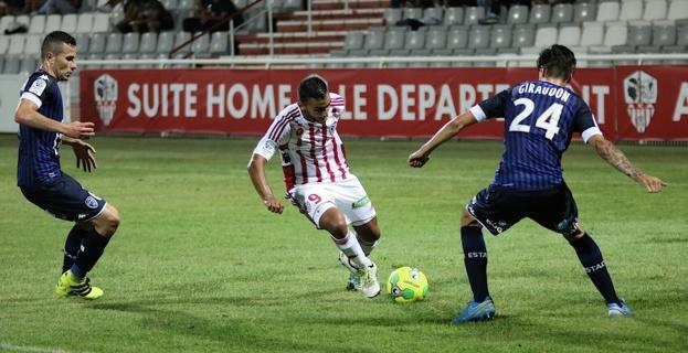 Défait 1-0 au stade Bonal, L'ACA trop timide à Sochaux