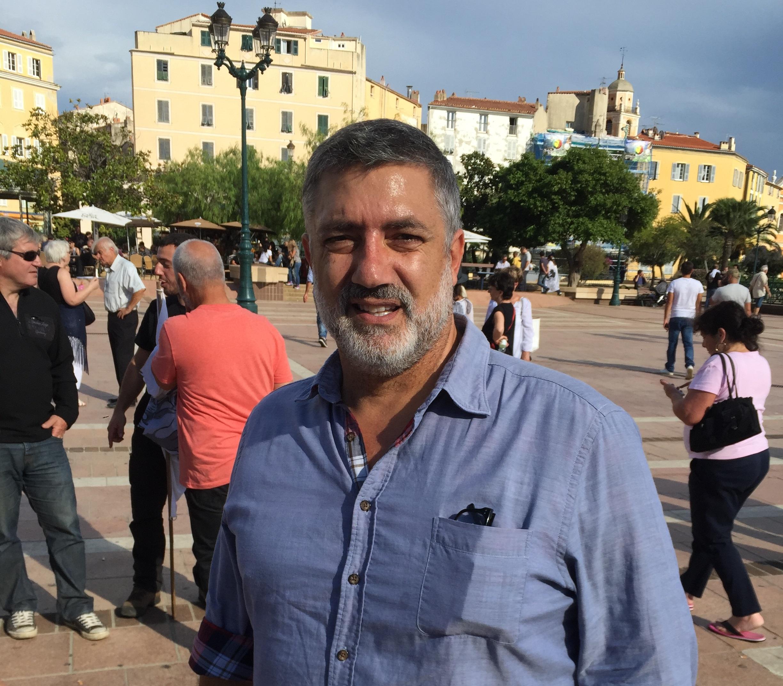 Jean-Yves Leandri, maire de Granace, Corsica Libera.