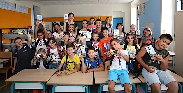 """Correspondance par la photographie entre scolaires d'Afrique du Sud et de Calenzana avec """"An Eye for an Eye"""""""