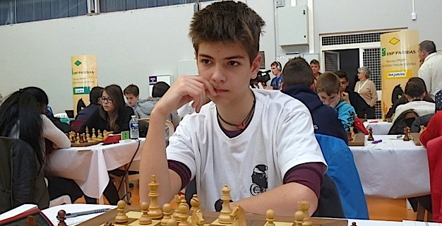 Championnats du monde des jeunes d'échecs : Albert Tomasi brille en Sibérie