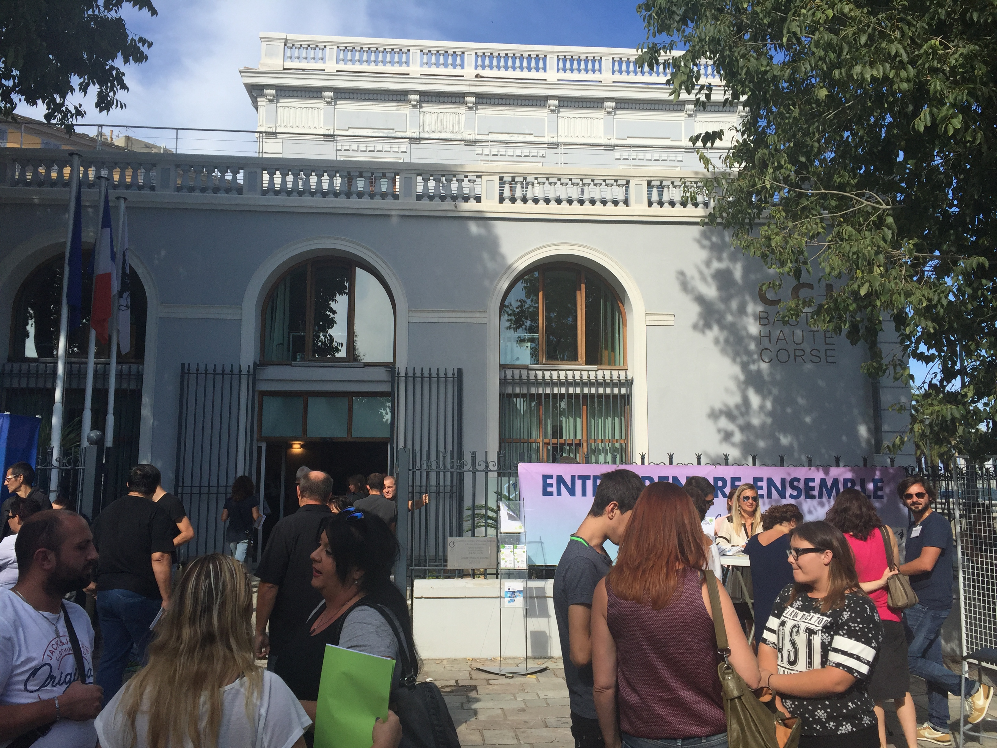 Succès à Bastia pour la quatrième édition des Rencontres de la formation professionnelle
