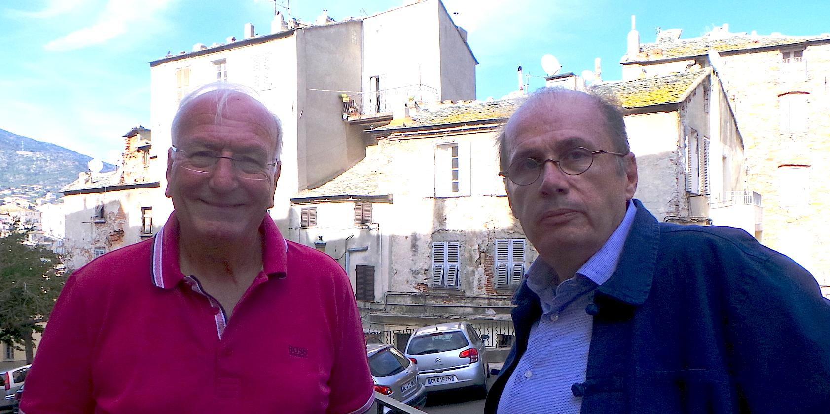 """Quartier du Puntettu à Bastia : """"Emprunter à ce qui a disparu pour rénover et réhabiliter"""""""