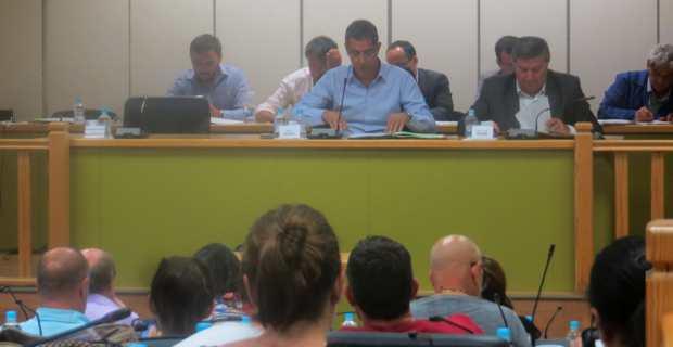 Conseil municipal de Bastia.