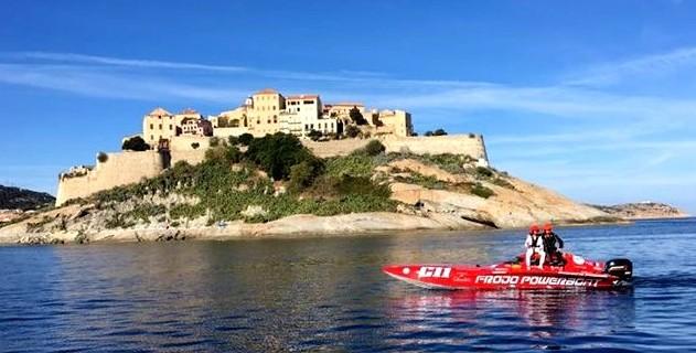 "Saint-Tropez - Calvi en 1h45'07"" : L'exploit en vidéo"