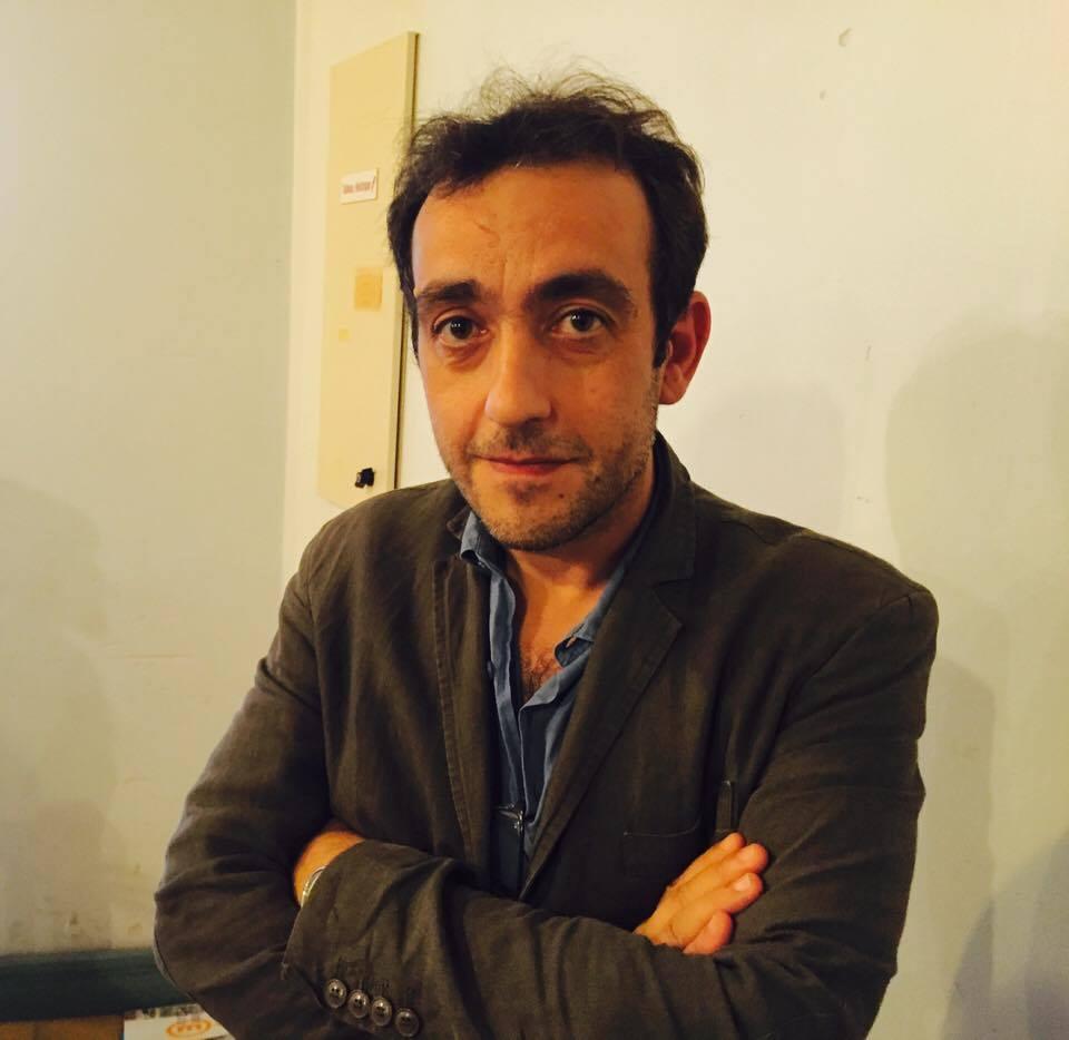 Jérôme Ferrari, prix Goncourt 2012.