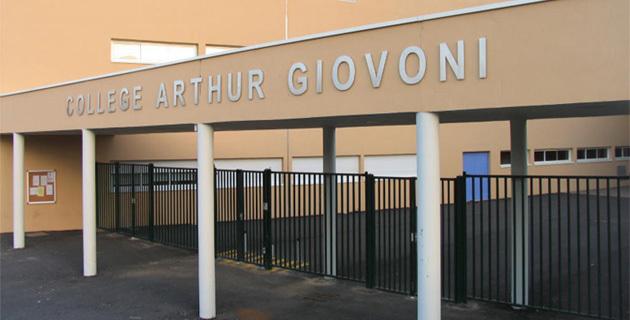 Une assistante d'éducation prise à partie au collège Arthur-Giovoni : Le personnel exerce son droit de retrait