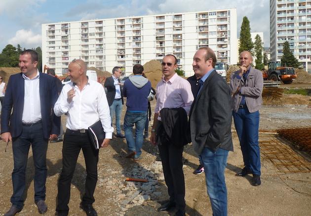 Ajaccio : Le groupe scolaire des Salines sera opérationnel à la rentée 2018
