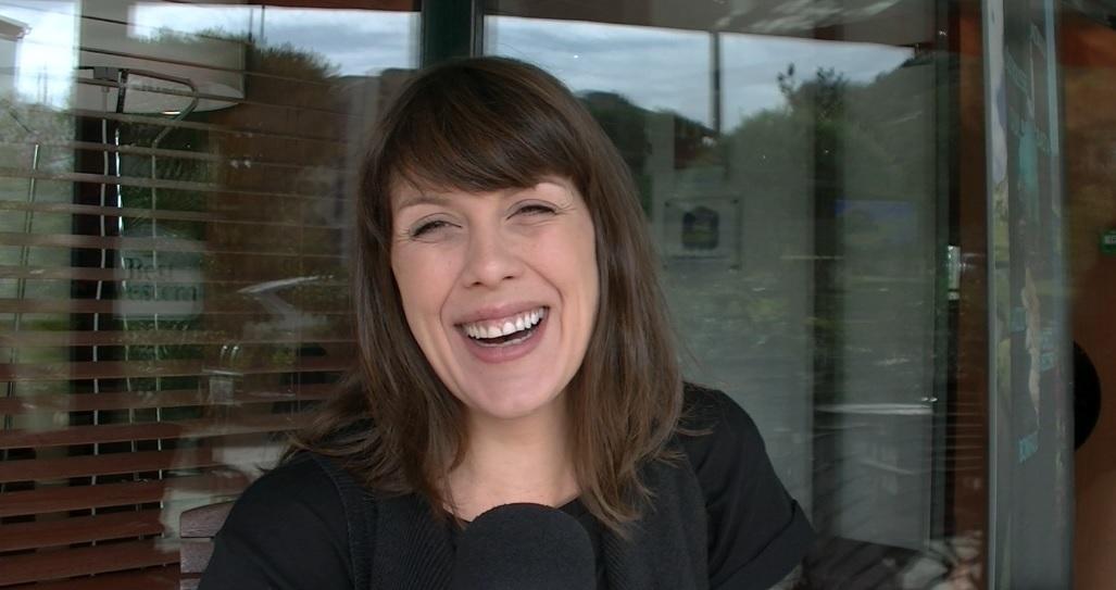Arte Mare : Serena Reinaldi sous le charme du film corse !