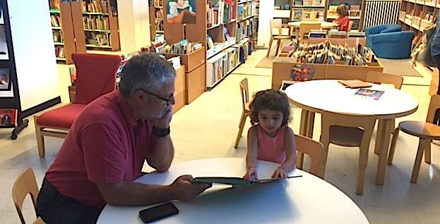 On lit avec les oreilles à la Bibliothèque municipale de Bastia