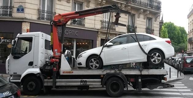 Permis de conduire et attestation d'assurance bientôt obligatoires pour sortir un véhicule d'une fourrière