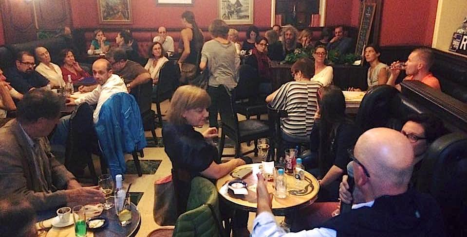Café-philo : C'est reparti à Bastia. Reprise à Ajaccio et à l'Université