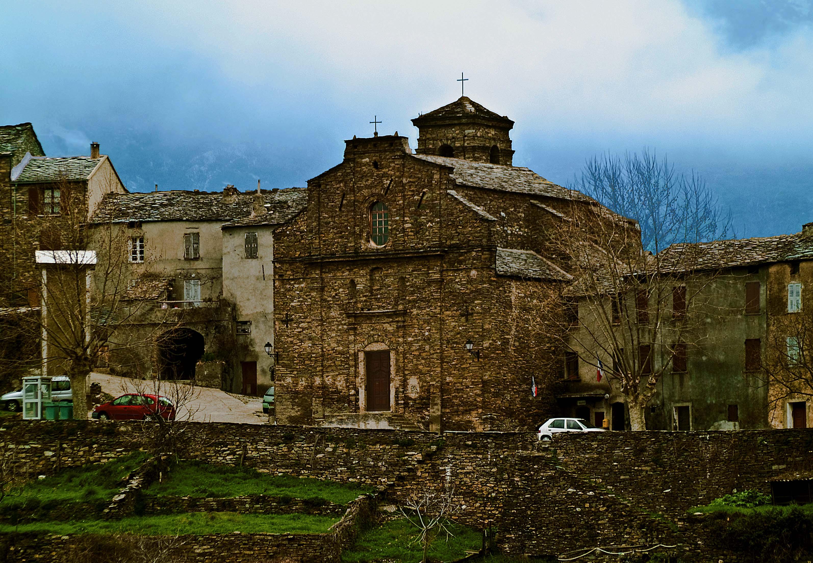 L'église San Cervone à Campi (Daniel Cremona)
