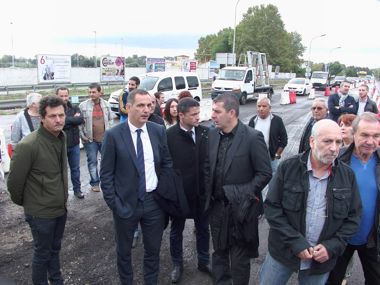 Ouverture du tunnel de Casatorra début Novembre : Les explications de Gilles Simeoni