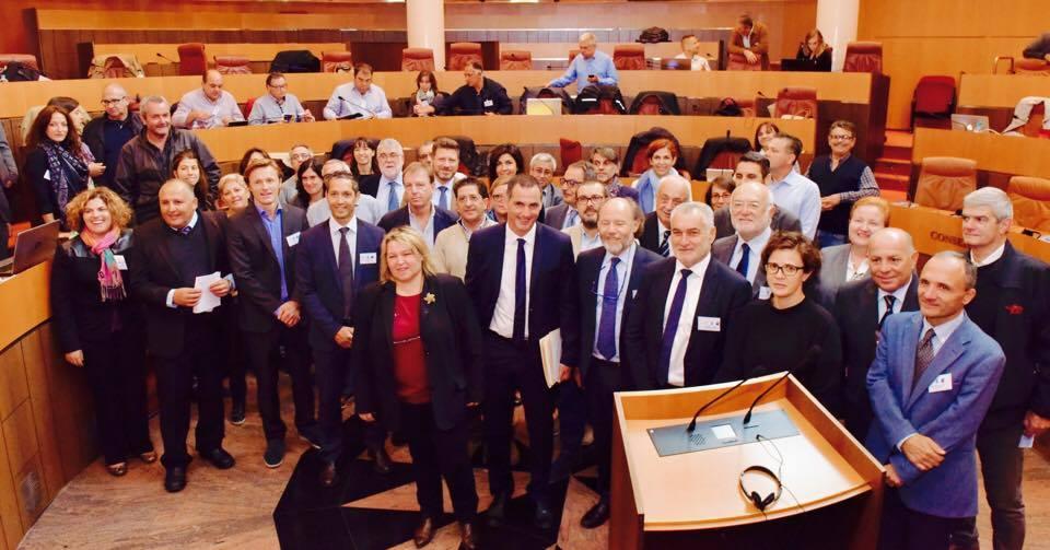 Gilles Simeoni préside l'ouverture des deux jours de réunions du MEDAC à la CTC.