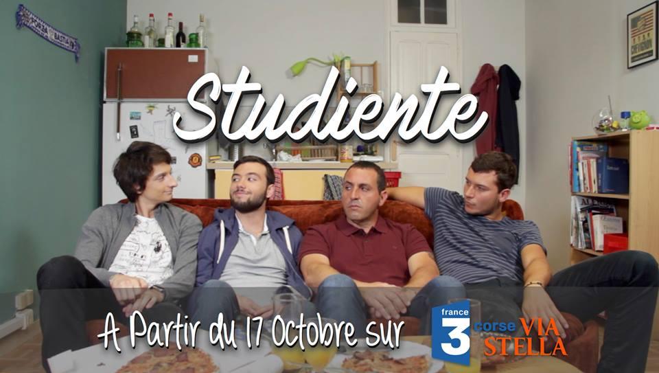 """""""Studiente"""", la nouvelle série débarque sur Via Stella"""