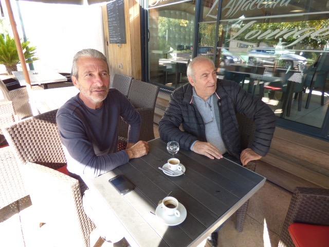 François Benedetti et Joseph Colombani suspendent leur initiative et apportent leur soutien aux jeunes de Ghjuventù Indipendentista.