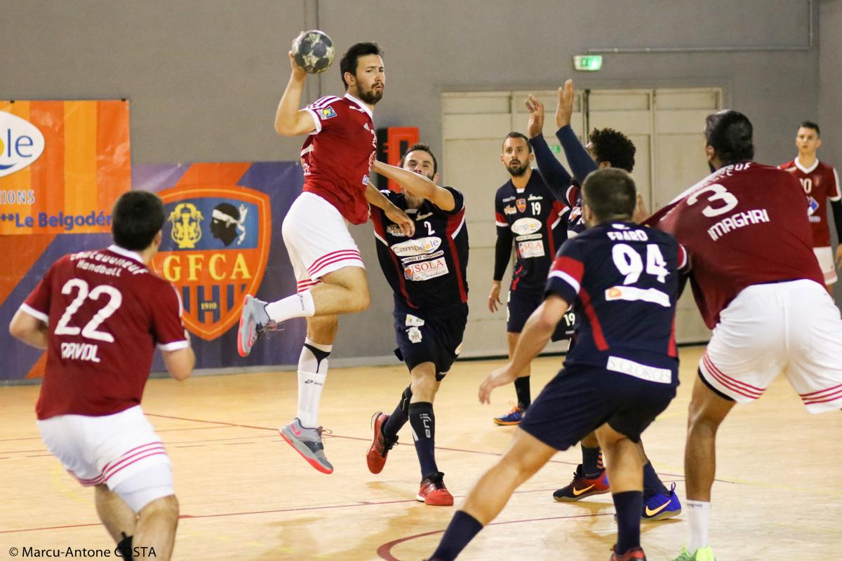 Handball N2M : Retour sur une victoire difficile