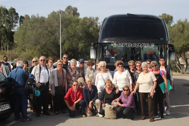 La Costa Brava et Barcelone pour les seniors du CCAS de Calvi
