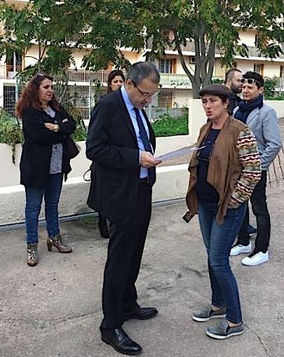"""Le STC de La Poste : """"L'impieghi per i Corsi"""""""