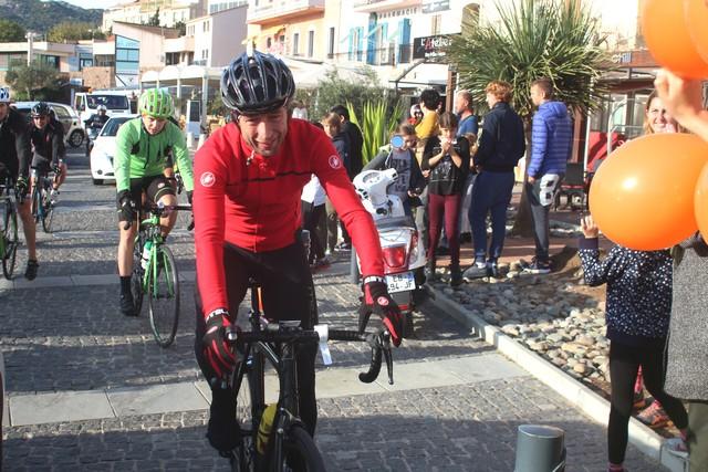 Tour de Corse cycliste en 24 heures pour Patrick Sandroni