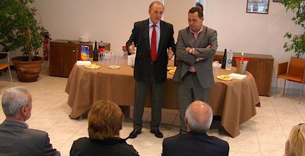Biguglia : Après Juppé et Sarkozy, Jean-Frédéric Poisson à l'écoute des Corses