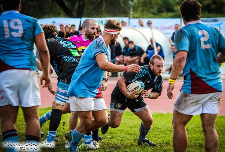 Rugby  : Le diaporama RC Ajaccio-Antibes
