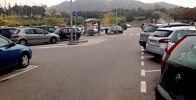 Les commerçants de L'Ile-Rousse opposés au projet de parkings payants à l'année