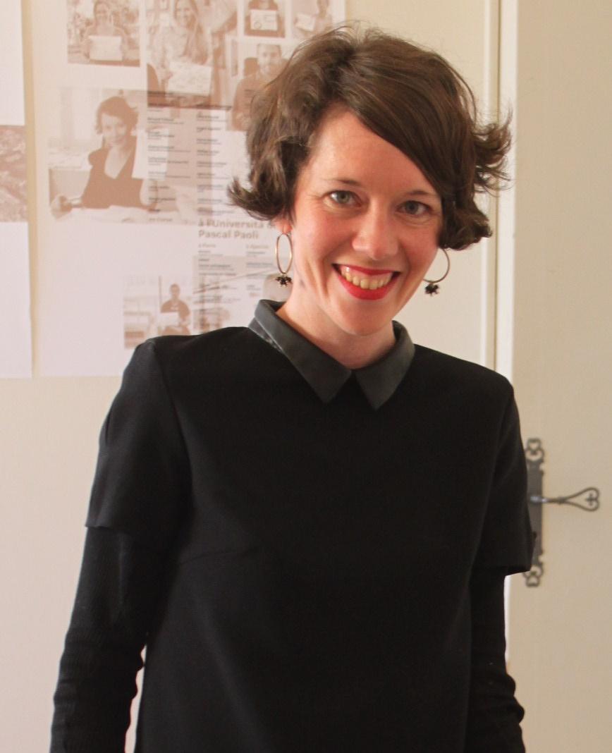 Vannina Bernard-Leoni, présidente de la Fondation de l'Université.