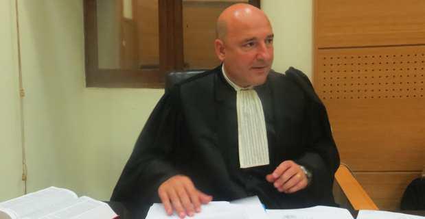 Le procureur Nicolas Bessone.