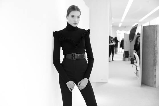 Photo Vogue Live : #vogueparismodel