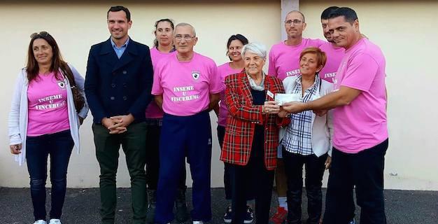 "Cancer : Le Bastia Handball solidaire d'""Octobre rose"""