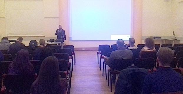 L'incubateur Emancipacorsa au salon de l'emploi et de la création d'activités de Charleroi