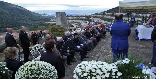 Journée d'hommage aux morts à Ajaccio