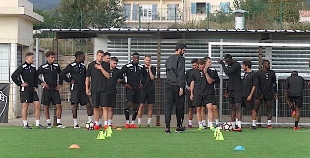 Football-National CAB : Rester solide face à Belfort