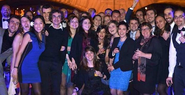 Le 2ème gala annuel de l'Institut régional d'administration de Bastia au Parc de la Villette