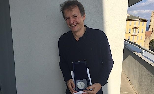 Le chef d'orchestre Jean – Christophe  Spinosi