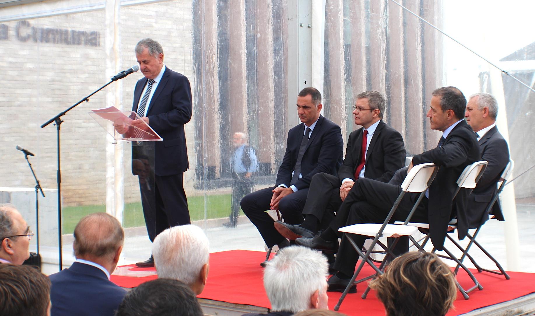 Lucciana a inauguré sa Casa Cumuna