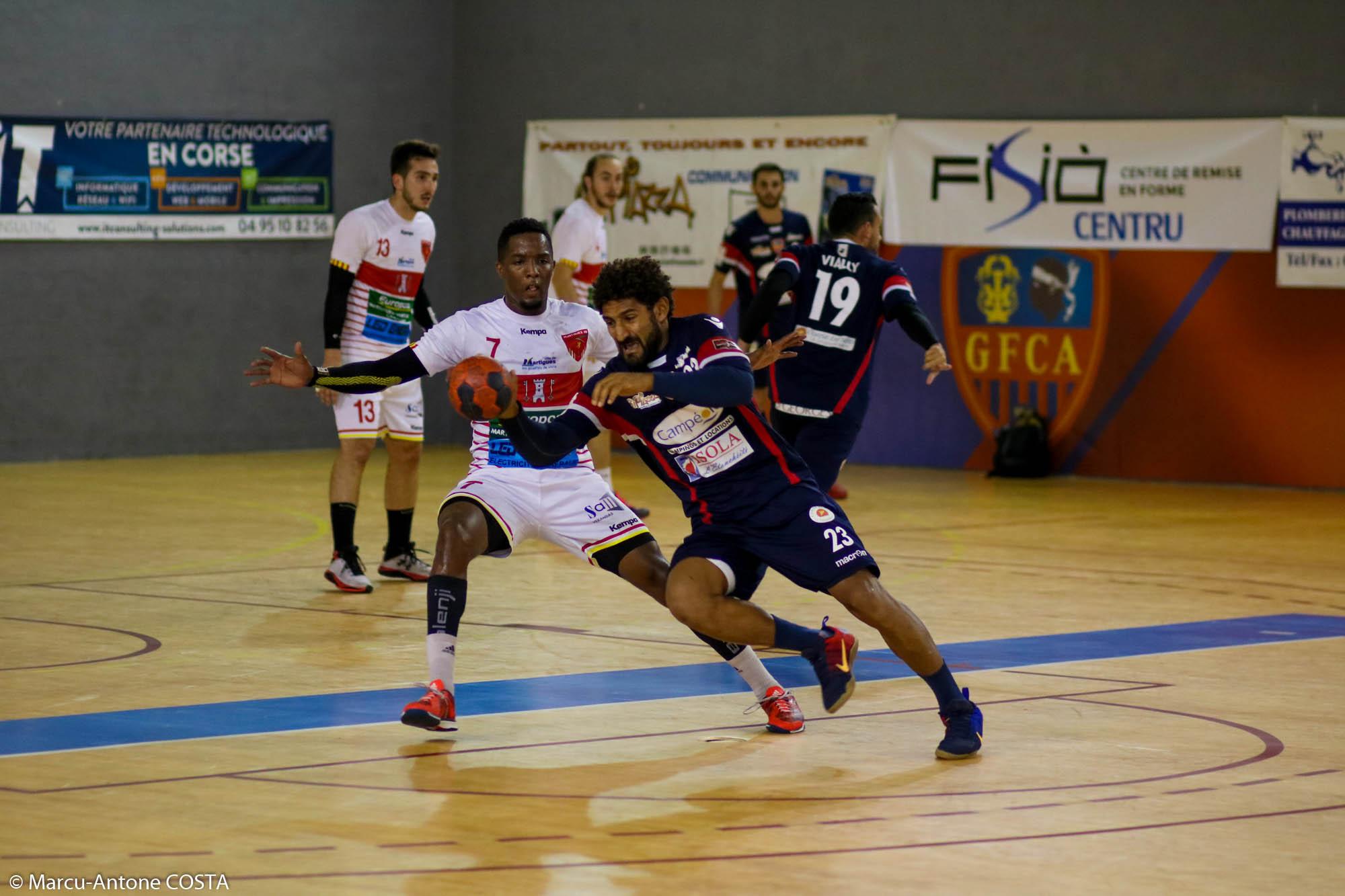 Coupe de France de Handball : Le Gazélec se qualifie pour les 32èmes de finale !