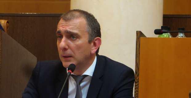 Jean Christophe Angelini, conseiller exécutif, président de l'ADEC (Agence de développement économique de la Corse) et de l'Office foncier.