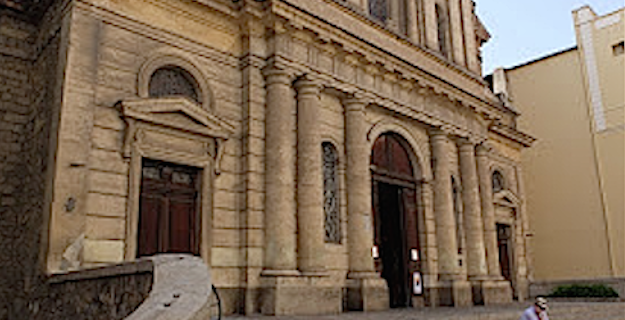 Conseil municipal d'Ajaccio : Appel à la souscription pour l'église Saint-Roch