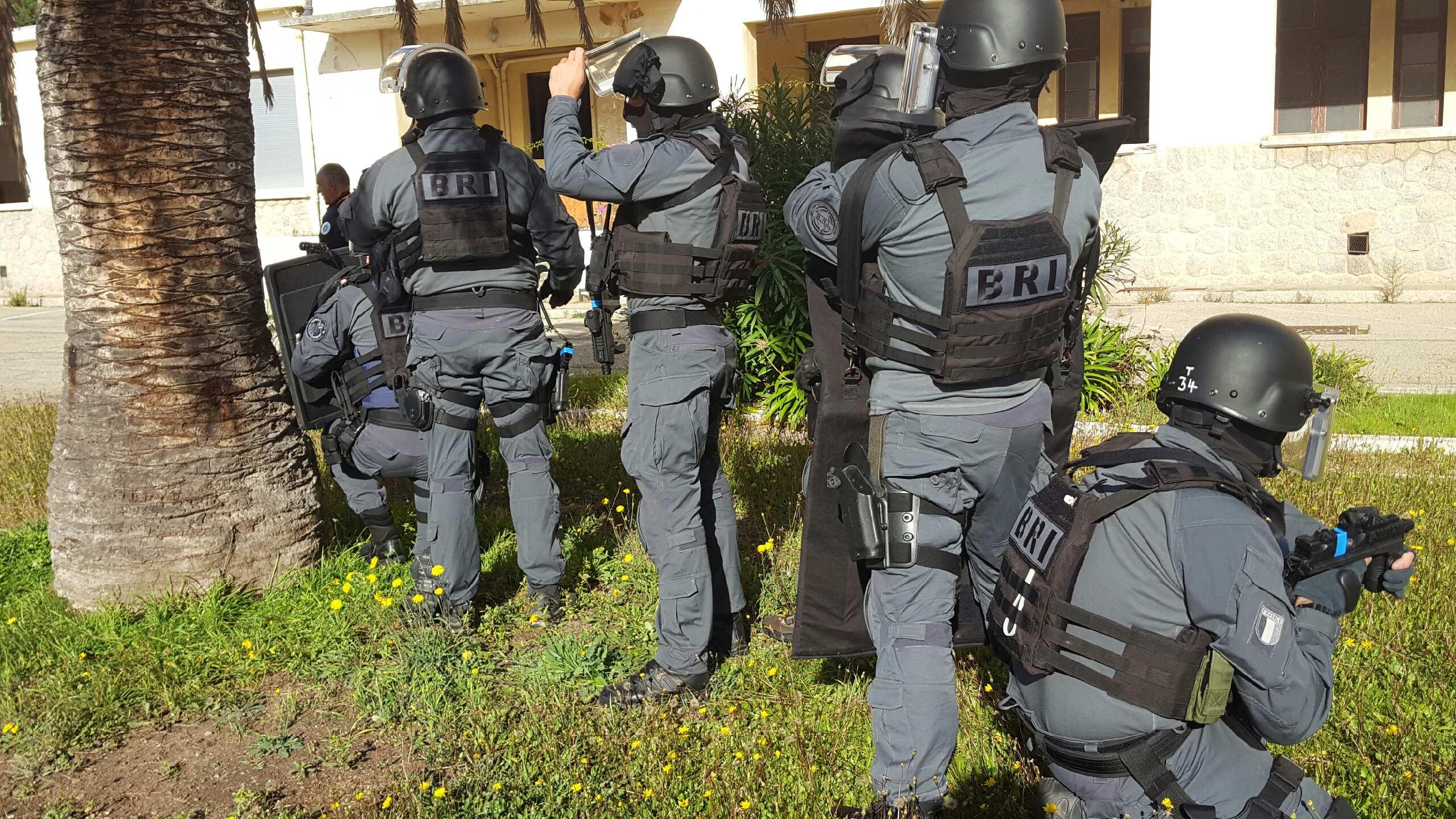 "Ajaccio : C'était un exercice ""ORSEC NOVI multi attentats""…"