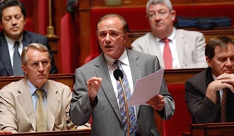 """Sauveur Gandolfi-Scheit : """"Les oubliés de la Légion d'honneur"""""""
