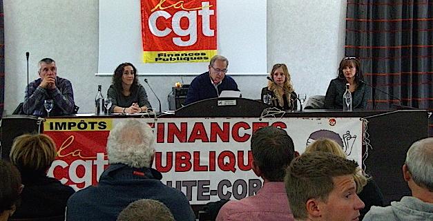 Statut fiscal, indépendance financière : La CGT de Haute-Corse fait le point