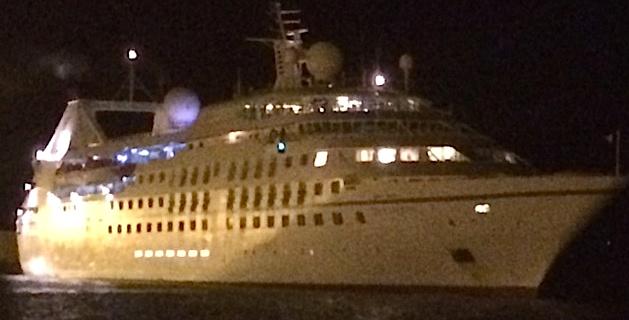Calvi : Un passager décède après une crise cardiaque, un autre victime d'une chute sur un bateau de croisière